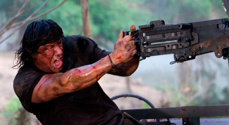 John Rambo (Sylvester Stallone, 2008)