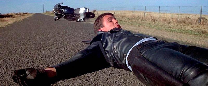 Mad Max, salvajes de la autopista (George Miller, 1979).