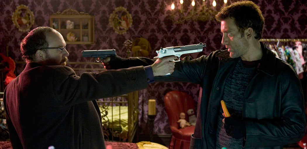 Shoot 'Em Up: En el punto de mira (Michael Davis, 2007)