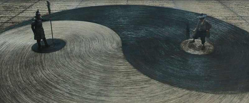 Sombra (Zhang Yimou, 2018)