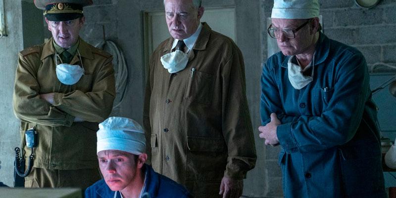 """""""Chernobyl"""", Serie de TV."""