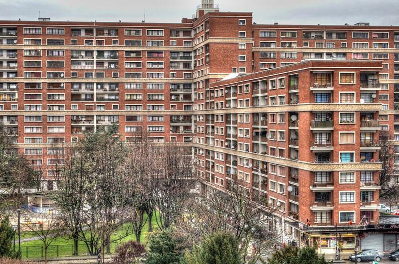 Cité Gagarine, de Ivry-sur-Seine
