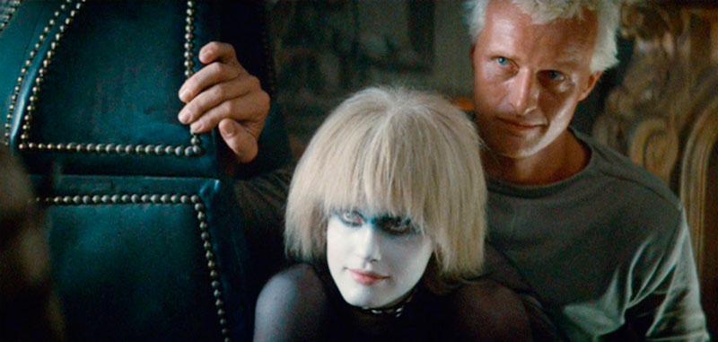 Rutger Hauer. Blade Runner (Ridley Scott, 1982)