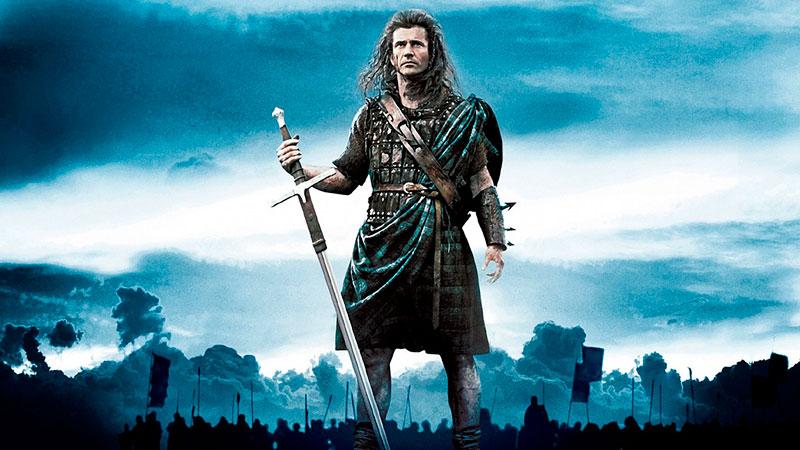 Historia. Braveheart (Mel Gibson, 1995)