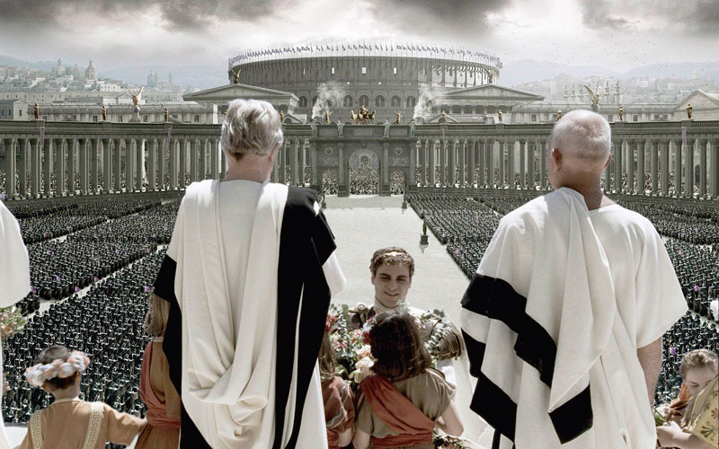 Historia. Gladiator (Ridley Scott, 2000)