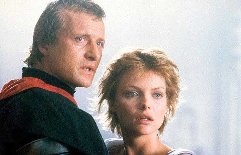Lady Halcón (Richard Donner, 1985)