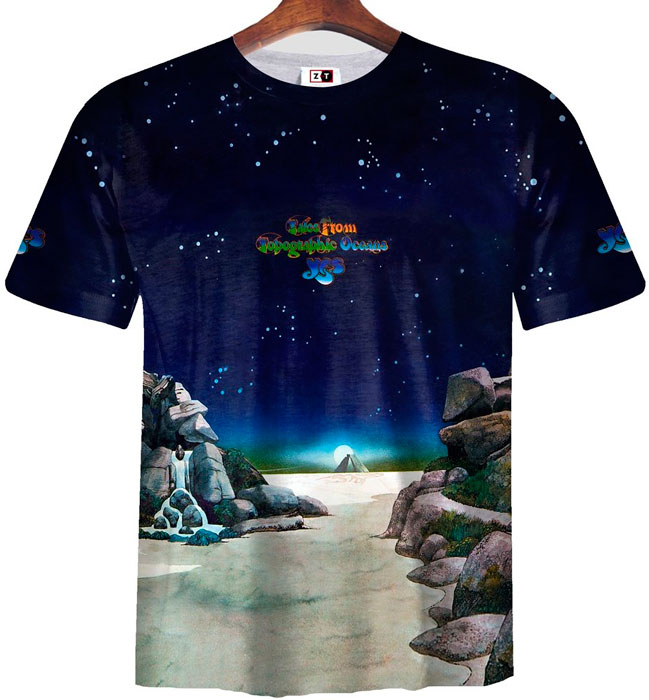 Tales from Topographic Oceans. Yes
