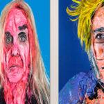 Marie-Lou Desmeules: Clones corruptos y máscaras