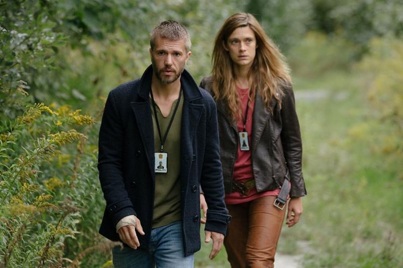 Beforeigners, (Serie HBO Europa, 2019, Anne Bjørnstad y Eilif Skodvin. Director Jens Lien).
