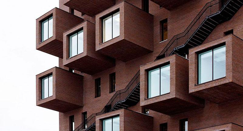 The Wedge, Barcode, Oslo (Noruega), Estudio arquitectura A_LAB. © Fotografía Ivan Brodey-Oslo-S-Utvikling.