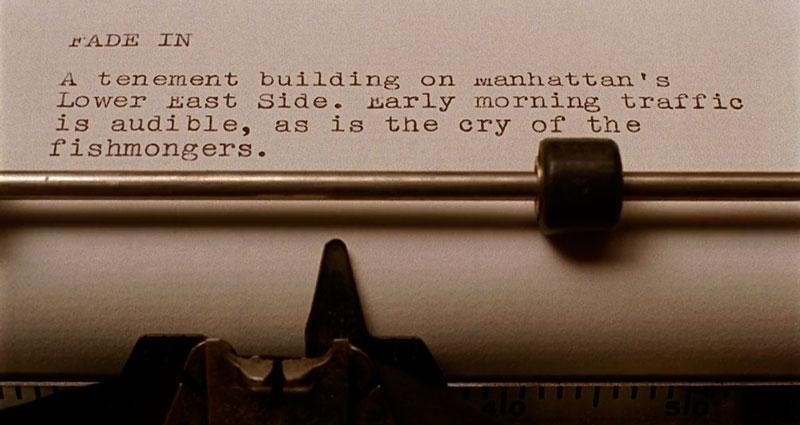 Barton Fink (Ethan Jesse Coen, Joel David Coen, 1991). Guiones
