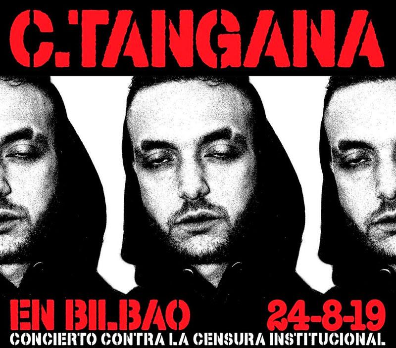 C.Tangana. Música