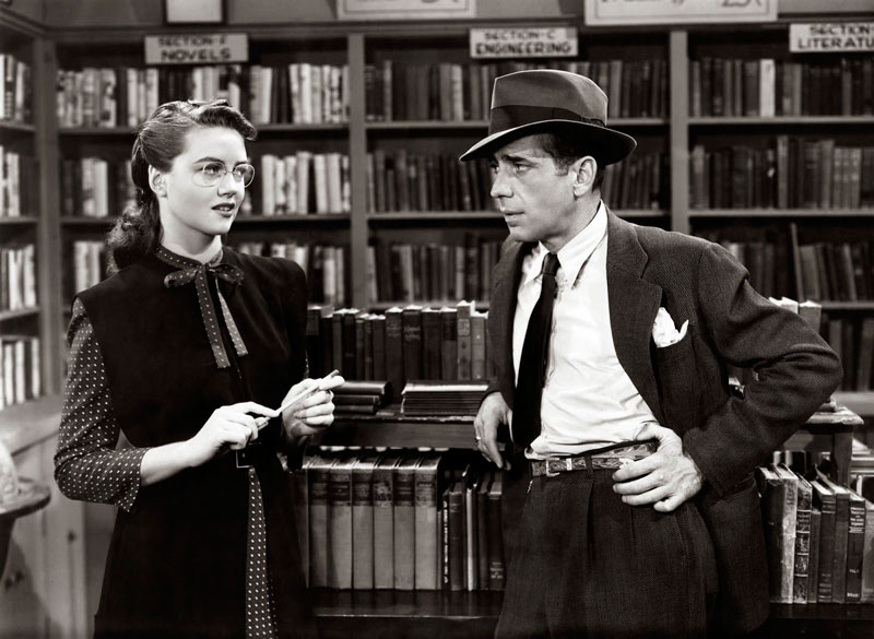 El sueño eterno (Howard Hawks, 1946). Guiones