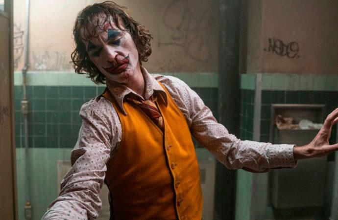 «Joker», rey de la comedia