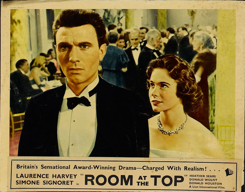 Room at the Top (Jack Clayton, 1959)