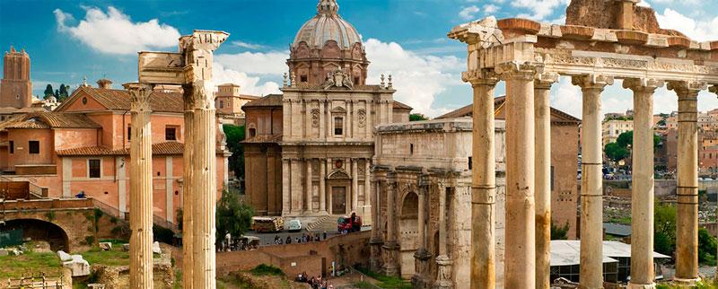 Roma. Cine
