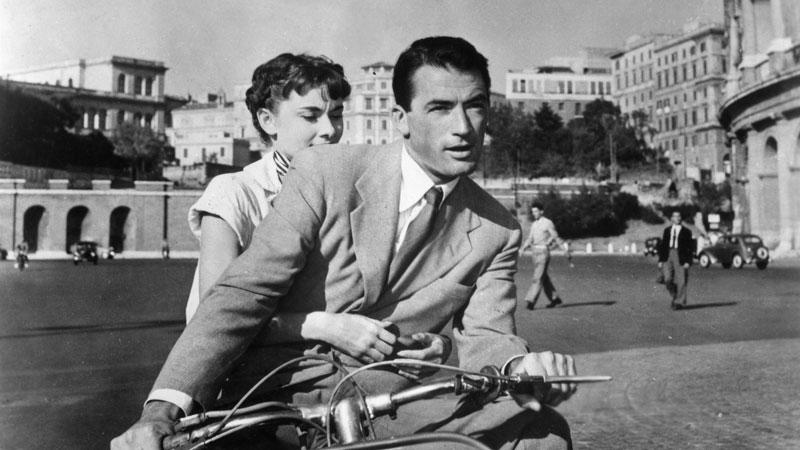 Vacaciones en Roma (William Wyler, 1953). Roma