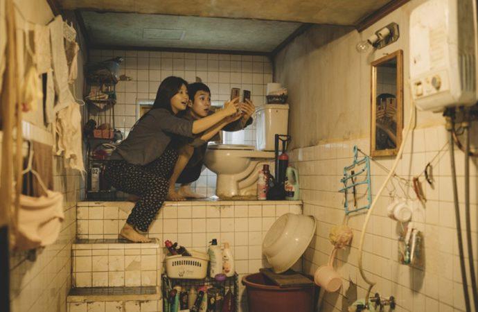 «Parásitos», el espacio como metáfora social