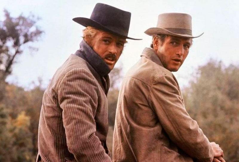 Dos hombres y un destino (Georges Roy Hill, 1969) - El Irlandés