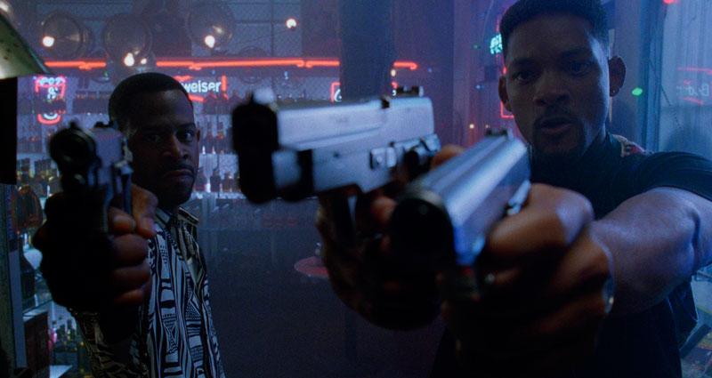 Dos policías rebeldes (Michael Bay, 1995).