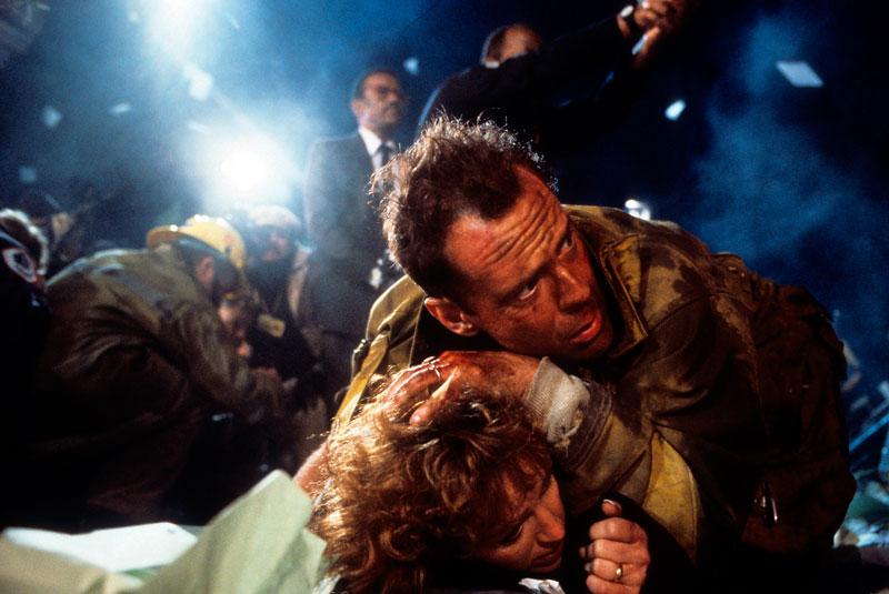 La jungla de cristal (Michael Bay, 1988).