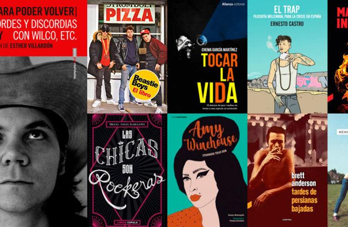 Los libros musicales del 2019