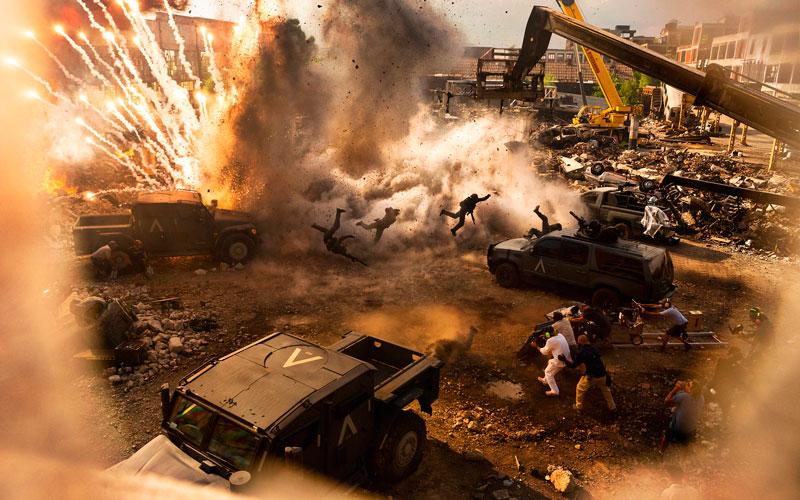 Transformers. El último caballero (Michael Bay, 2017)