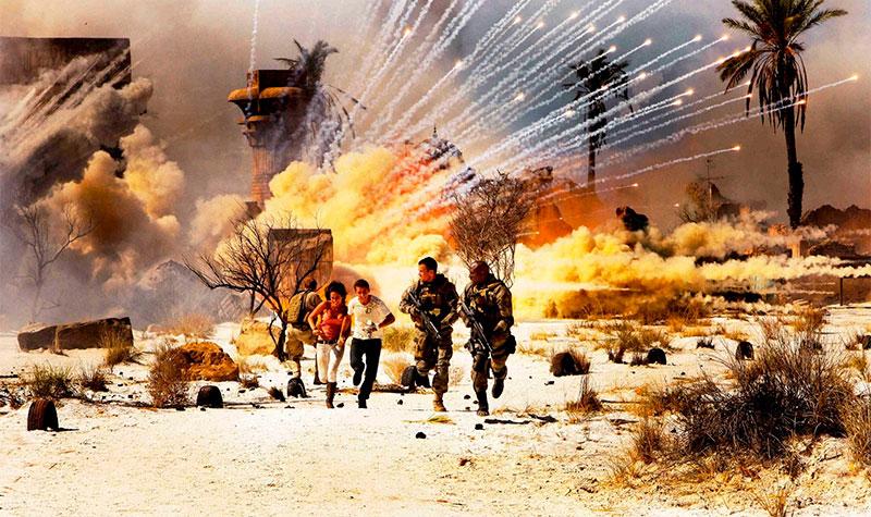 Transformers: La venganza de los caídos (Michael Bay, 2009)