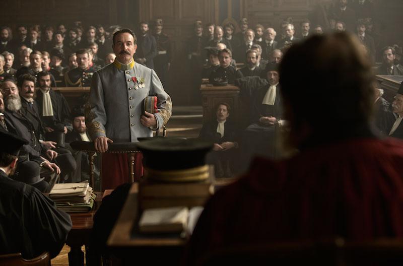 El oficial y el espía (Roman Polanski, 2019). Dreyfuss