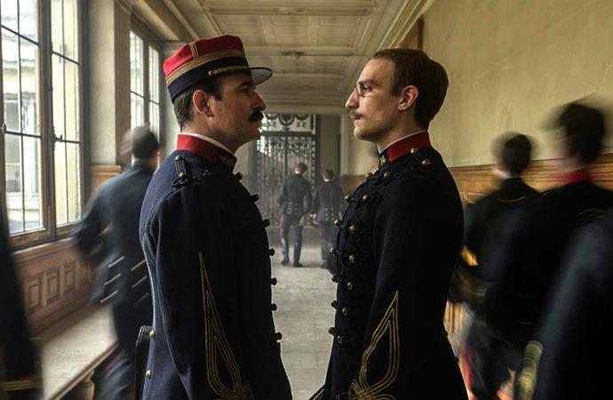 """""""El oficial y el espía"""": Dreyfus c'est moi"""