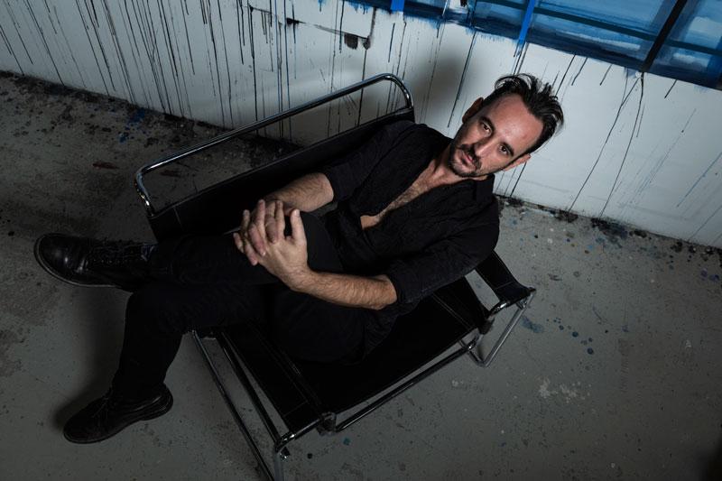 Igor Paskual. Foto David Jarl.