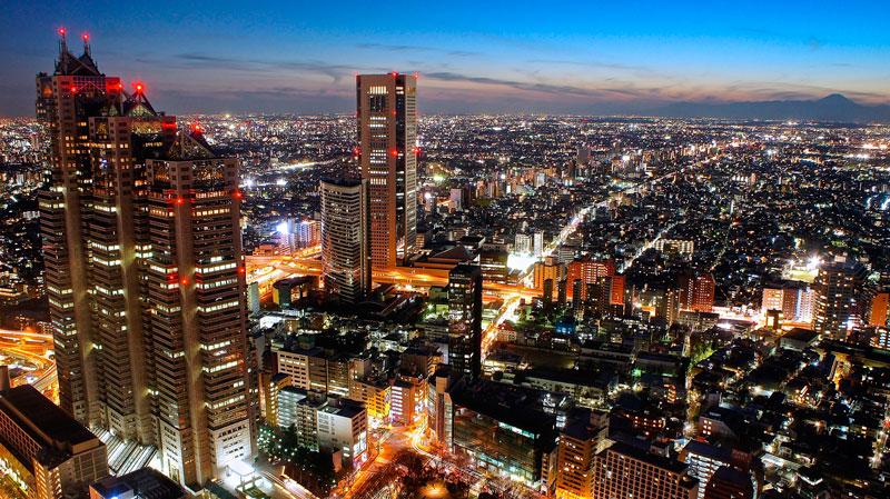Fujimetropolitan. Tokyo
