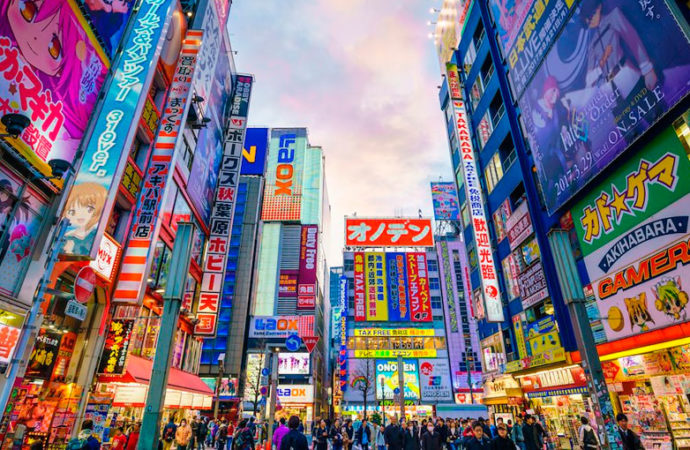Tokyo: la dualidad de un mismo espacio