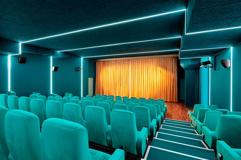 Delphi Lux. Berlinale
