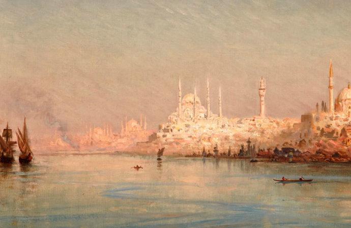 El viaje a Estambul a través de la literatura vol. 1
