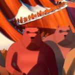 'La famosa invasión de los osos en Sicilia': culminación de toda una vida