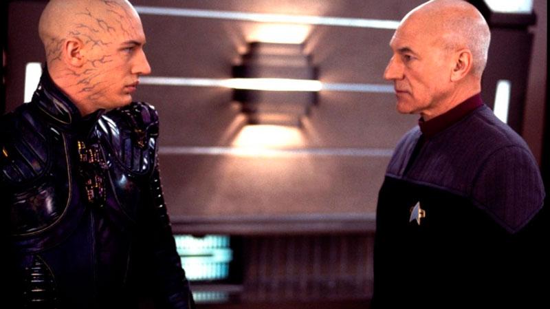 Star Trek: némesis (Stuart Baird, 2002).