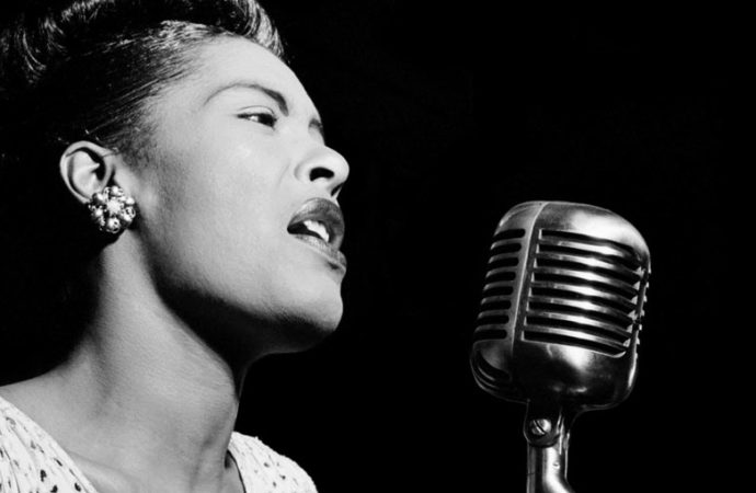 """Lady sings the blues"": las memorias de Billie Holiday"