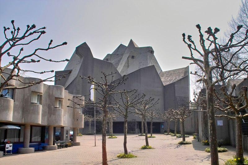 arquitecura religiosa