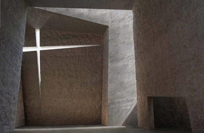 Arquitectura religiosa: Los nuevos búnkeres de fe