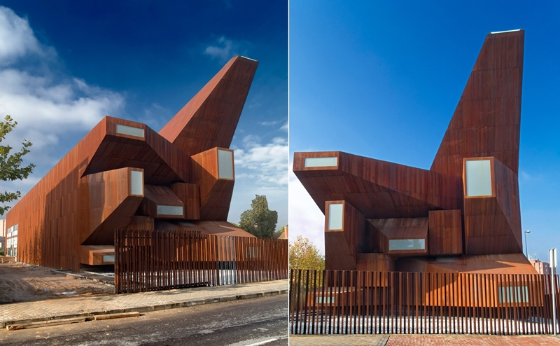 arquitecutura religiosa