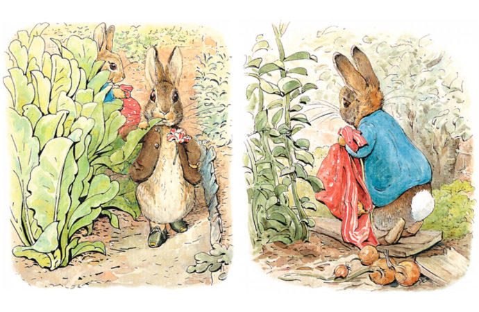 Beatrix Potter, polifacética e independiente