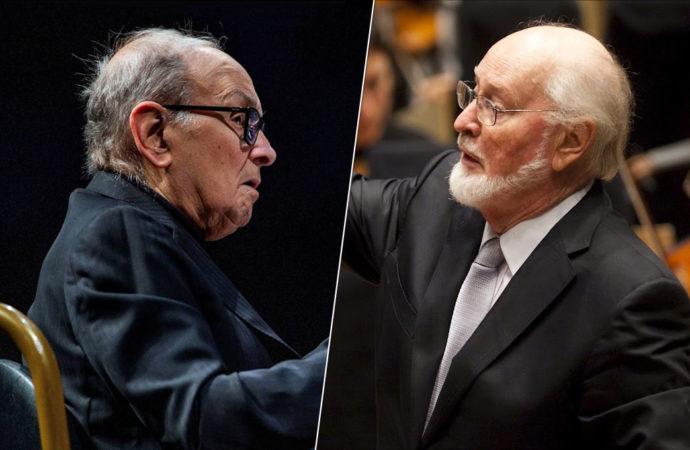 John Williams y Ennio Morricone: dos hombres y un destino