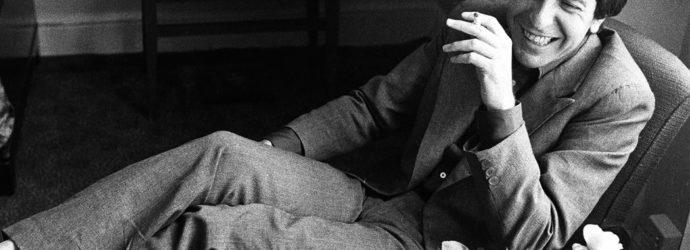 Leonard Cohen: escritor antes que cantautor