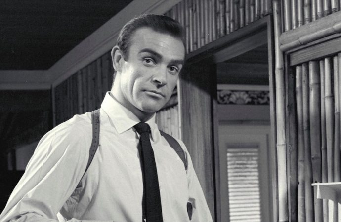 Sean Connery no quería ser James Bond