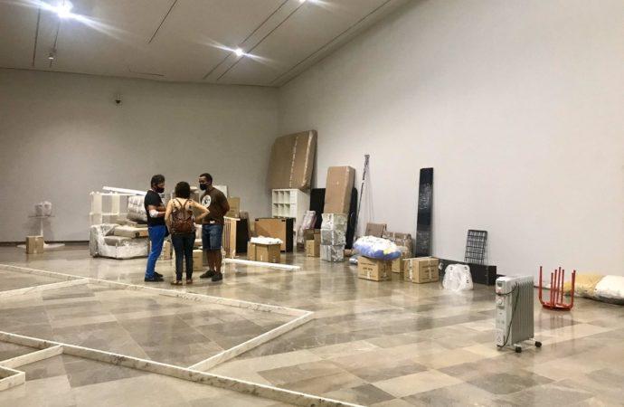 """""""El apartamento"""" imaginario de Fermín Jiménez Landa"""