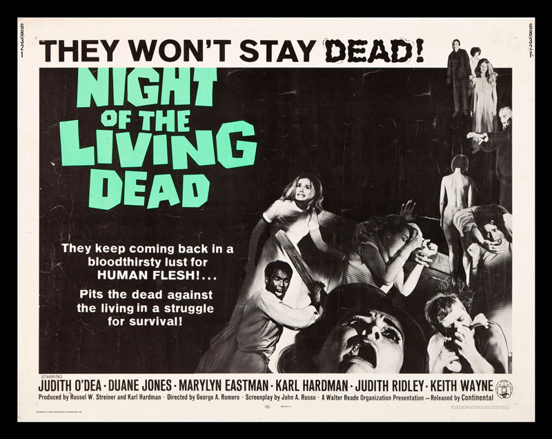 La noche de los muertos vivientes