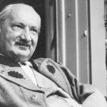 La contradicción Heidegger
