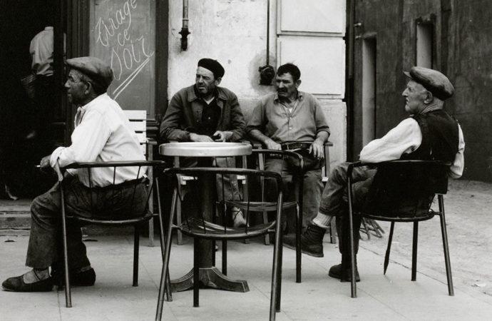 Paul Strand y Bill Brandt, fotógrafos inaugurales de KBr