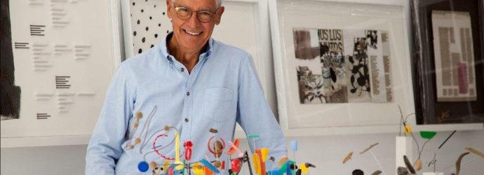 Entrevista a Pepe Gimeno, premio nacional de diseño